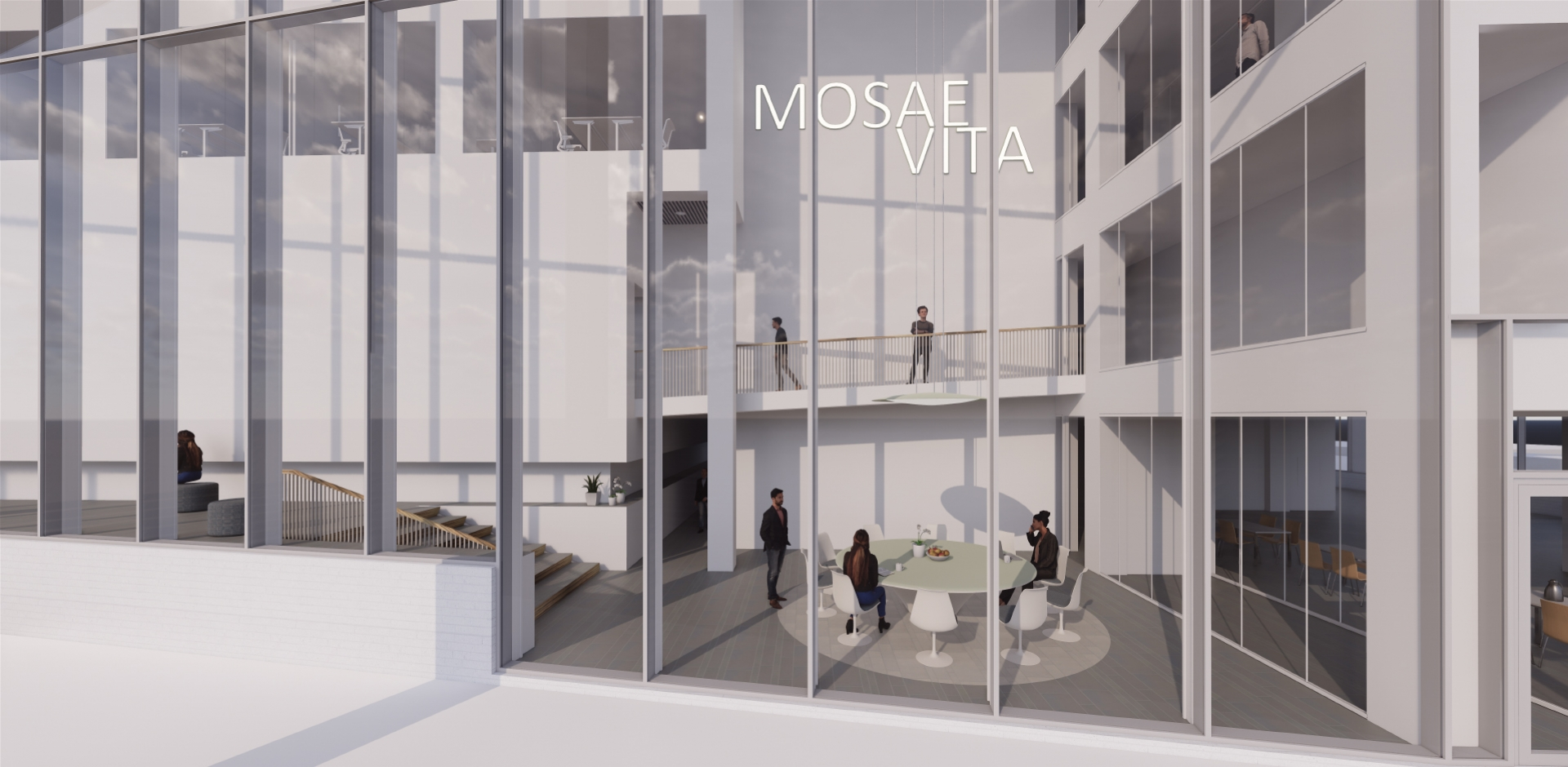 Living Lab Limburg Mosae Vita Projecten Architecten Aan De Maas Maastricht Rotterdam