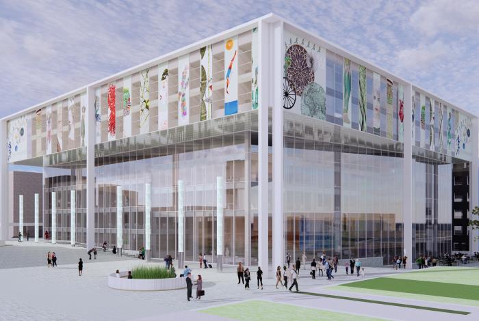 Multifunctioneel Projecten Architecten Aan De Maas Maastricht Rotterdam